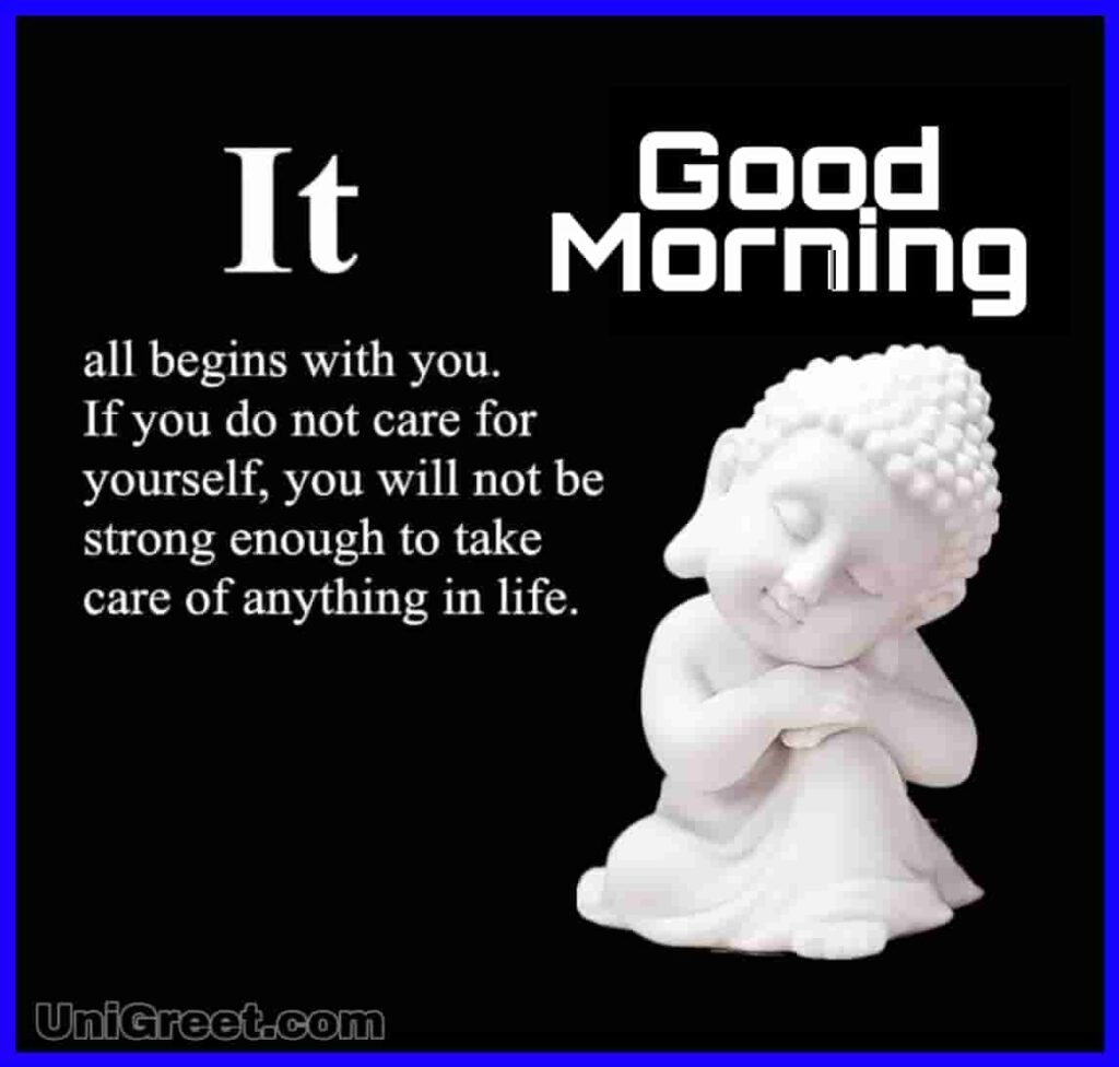 Good morning gautam buddha quotes thought pic download