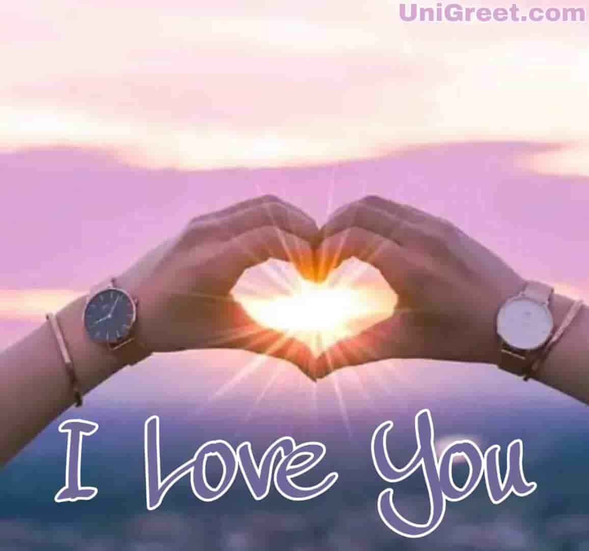 Latest I Love You Images Wallpaper Photos Download For Whatsapp Dp