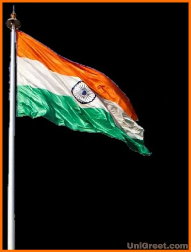 Indian flag editing banner background