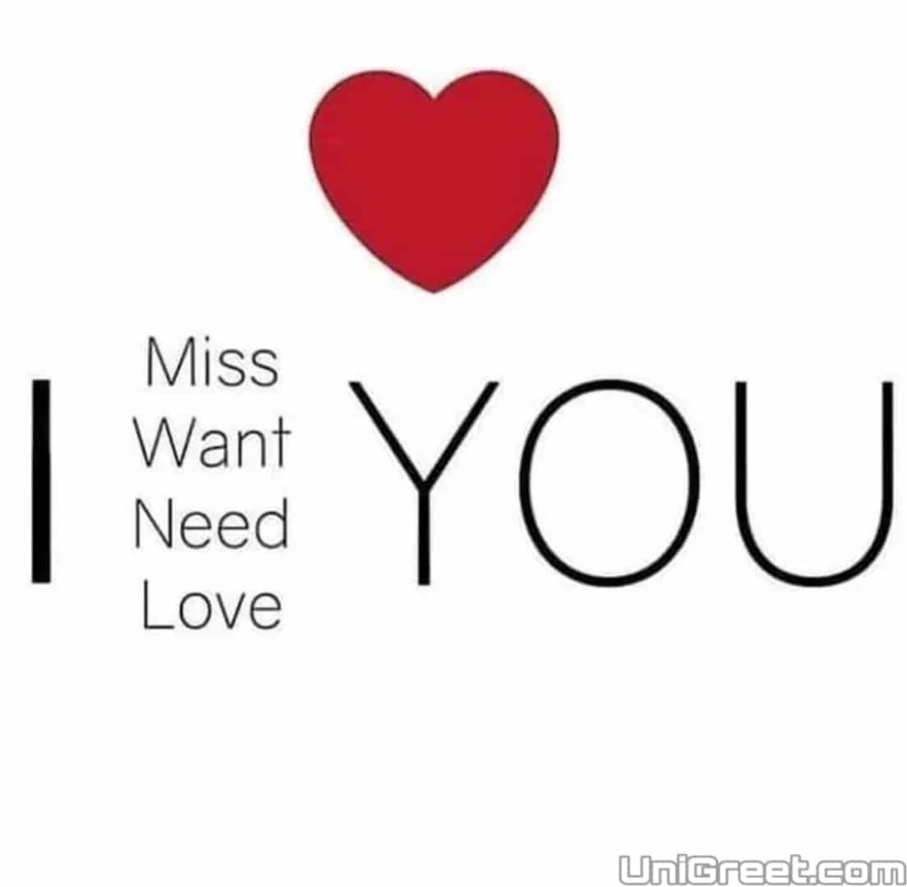 I need you WhatsApp status in English for love