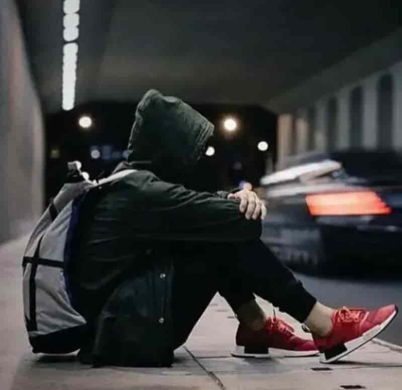 boy broken heart sad dp download
