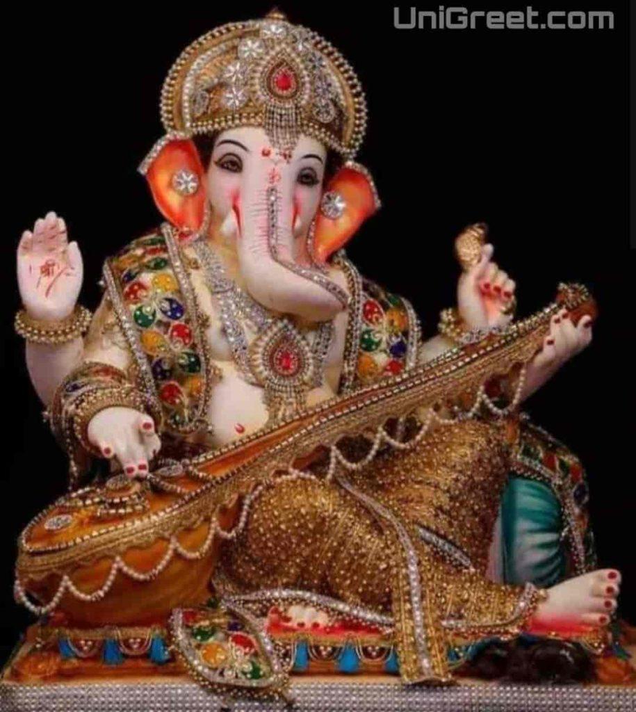 attractive ganpati images for whatsapp dp