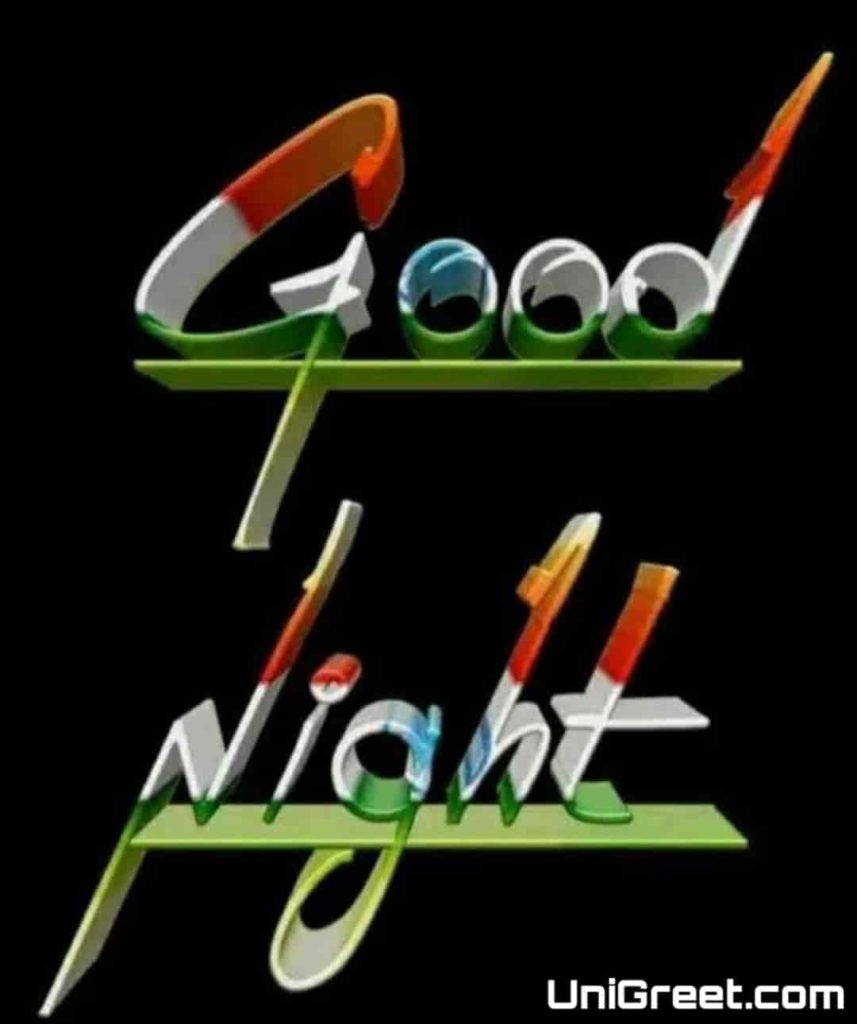 happy independence day good night