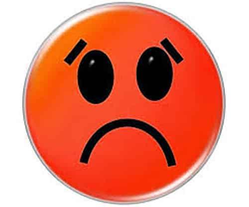 Sad pic of emoji