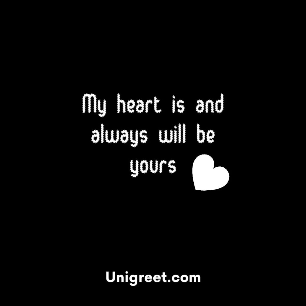 Black background love images hd quotes