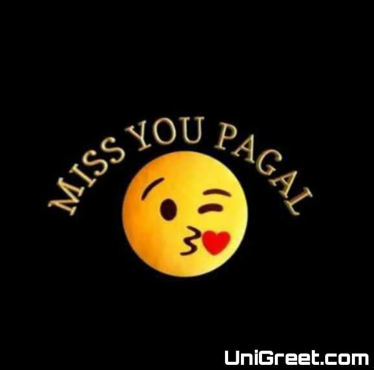 miss you pagal dp